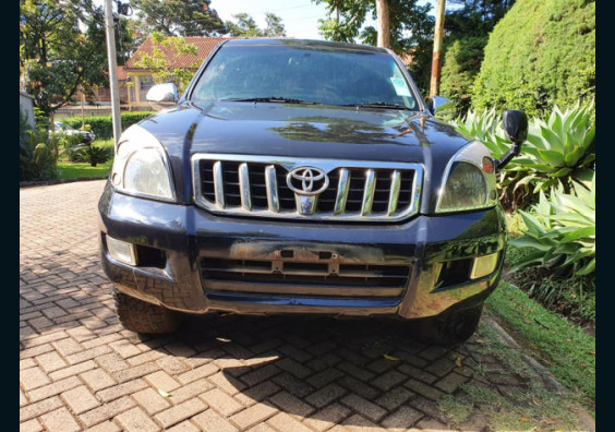 2006 Toyota Land Cruiser Prado for sale in Kenya Nairobi