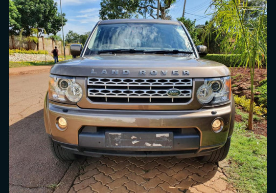 2012 Land Rover Discovery 4 for sale in Kenya Nairobi