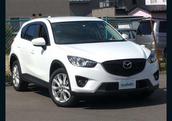 2013 Mazda CX-5 Ready for Import