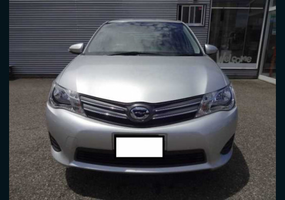 2013 Toyota Aio Ready for Import