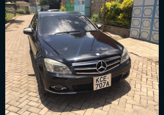 2008 Mercedes Benz C 200 for sale in Kenya Nairobi