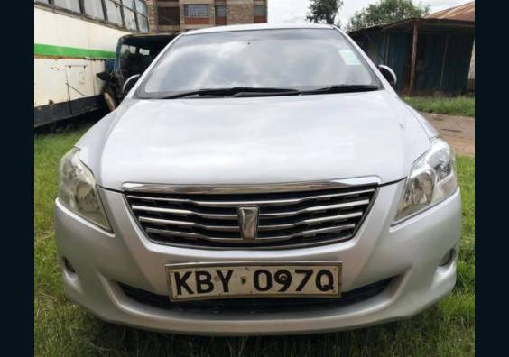 2008 Toyota Premio for sale Kenya Nairobi