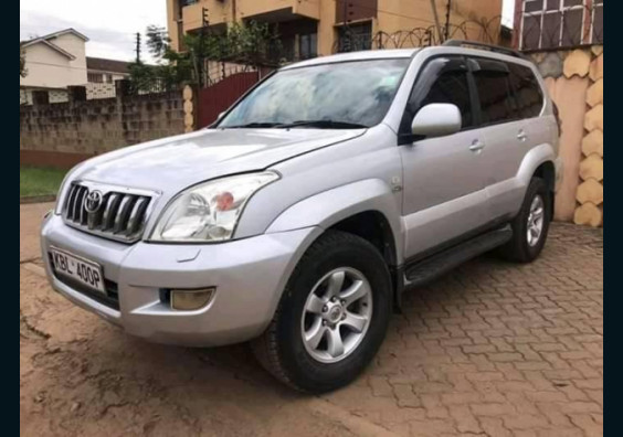 2003 Toyota Prado for sale in Nairobi