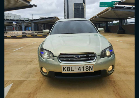 2003 Subaru Forester For sale in Nairobi Kenya