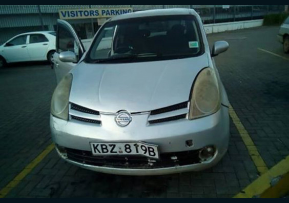 2002 Nissan Note for sale in Kenya Nairobi