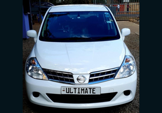 2012 Nissan Tiida for sale in Kenya Nairobi