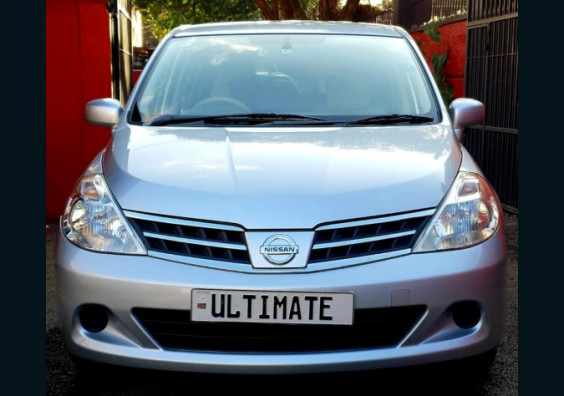 2012 Nissan Tiida for sale in Nairobi