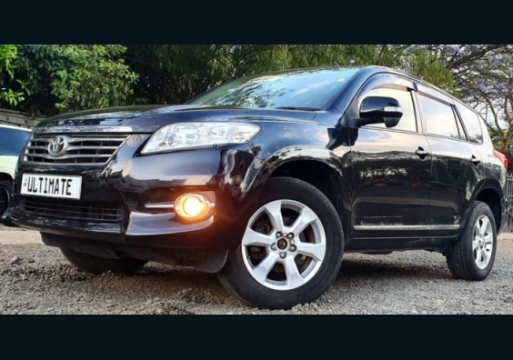 2012 Toyota Vanguard for sale in Nairobi
