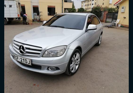 2008 Mercedes Benz C200 for sale in Nairobi Kenya
