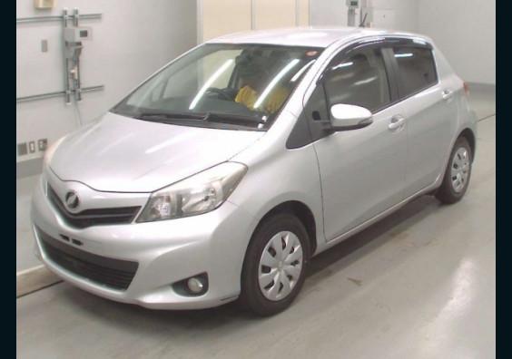 2012 Toyota Vitz | Nairobi