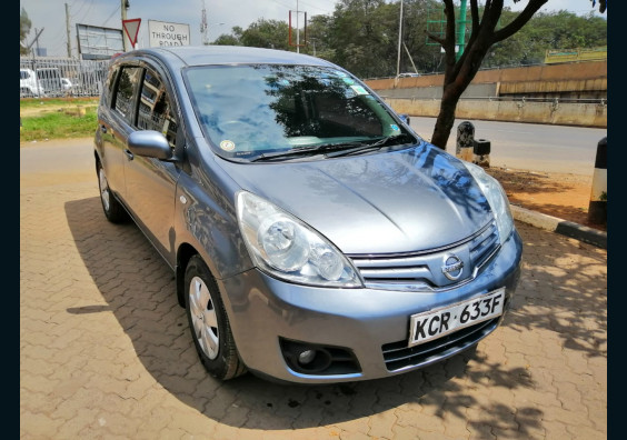 2011 Nissan Note for sale in Nairobi Kenya