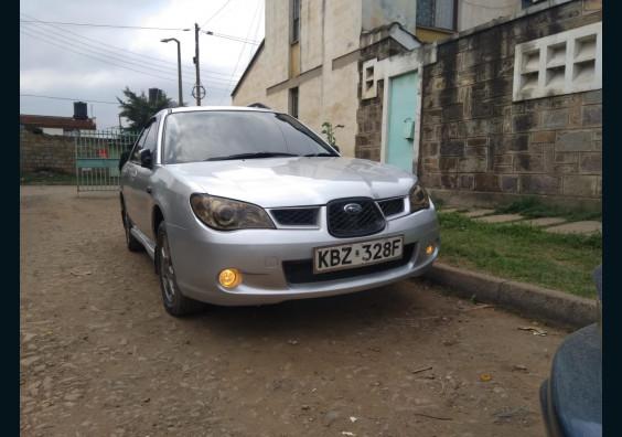 2007 Subaru Impreza | Nairobi