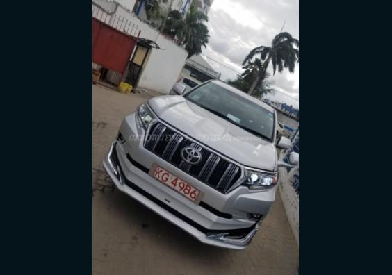 2012 Toyota Prado for sale in Mombasa