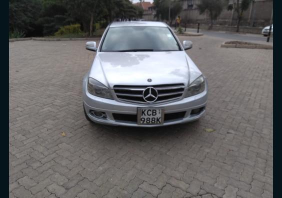 2007 Mercedes Benz C200 for sale Nairobi Kenya