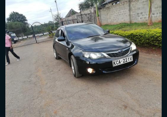 2008 Subaru Impreza for sale in Nairobi Kenya