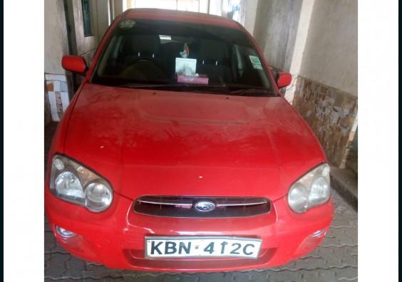 2003 Subaru Impreza for sale in Kenya