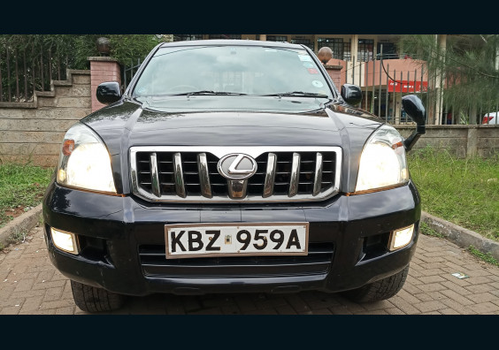 2007 Lexus GX 470 for sale in Nairobi Kenya
