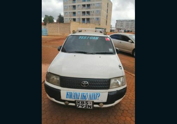 2004 Toyota Probox for sale in  Nairobi Kenya
