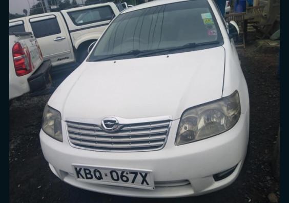 2004 Toyota NZE for sale in Kenya Nairobi