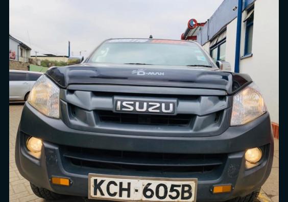 2016 Isuzu D-Max for sale in Kenya Nairobi