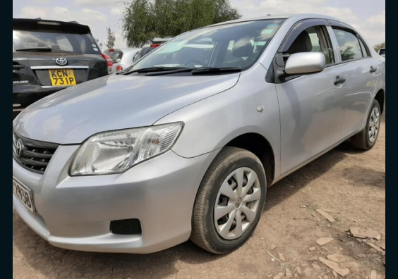 2011 Toyota Axio for sale in Kenya