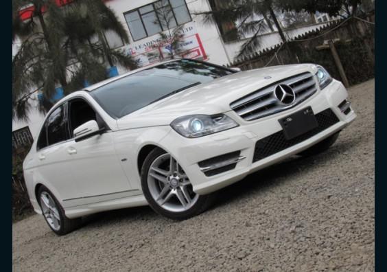 2012 Mercedes Benz C200 for sale in Nairobi