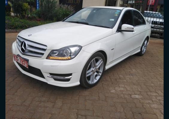 2012 Mercedes Benz C 200 for sale in Nairobi Kenya