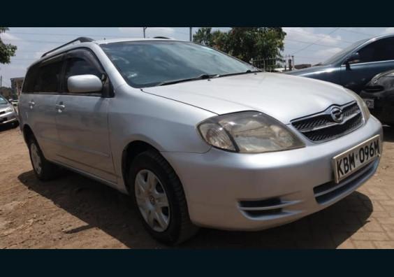 2003 Toyota Fielder for sale in Kenya Nairobi