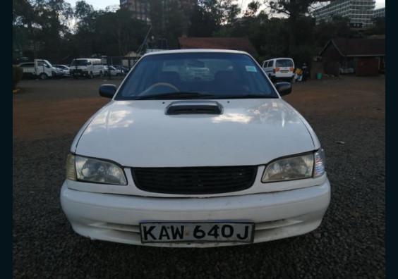 Toyota Corolla 110 for sale in Kenya