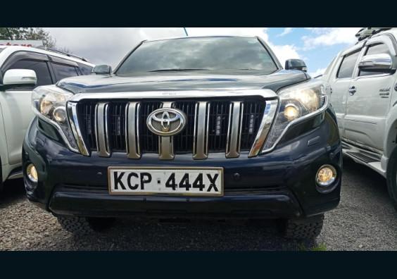 2010 Toyota Prado for sale in Kenya