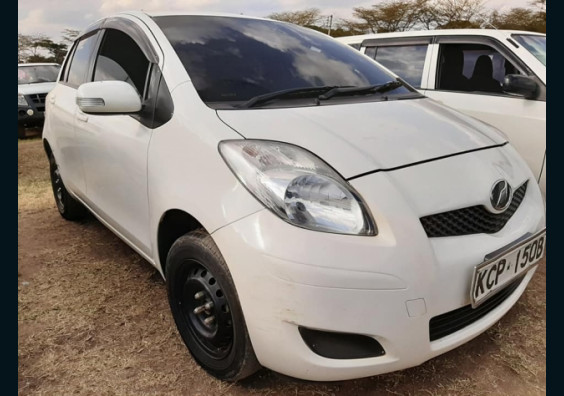 2010 Toyota Vitz for sale in Kenya Nairobi