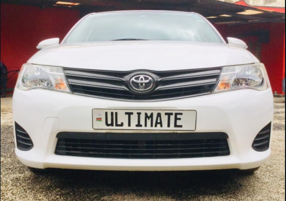 2012 Toyota Axio for sale in Kenya Nairobi