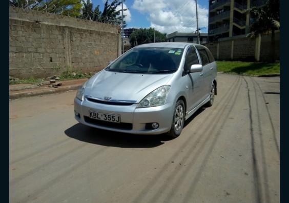 2008 Toyota Wish for sale in Nairobi