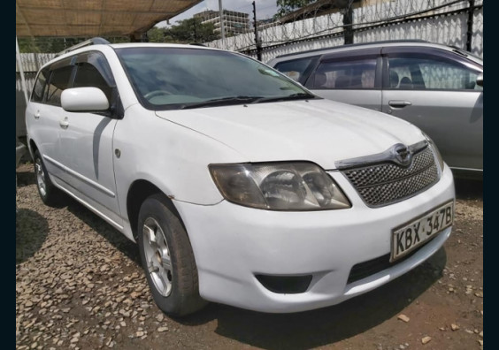 2006 Toyota Fielder for sale in Kenya