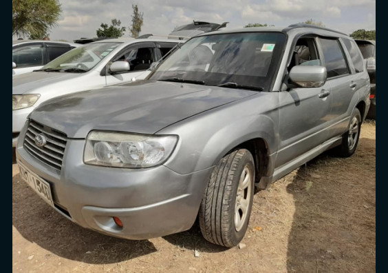 2007 Subaru Forester for sale in Nairobi Kenya