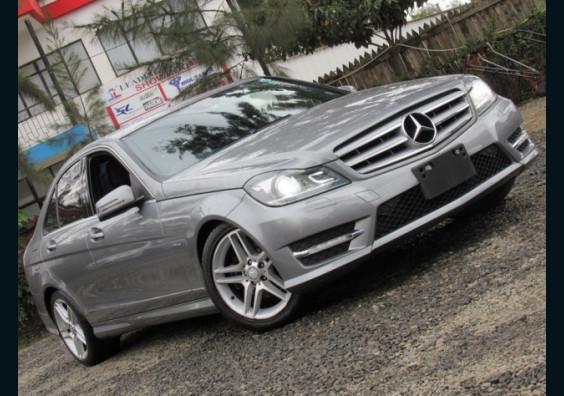 2012 Mercedes Benz C200 for sale in Kenya Nairobi