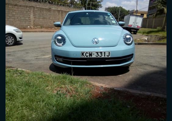 2012 Volkswagen Beetle for sale in Kenya