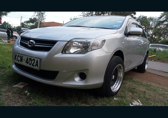 Topcar Kenya|Cars for Sale in Kenya| Buy Cars in Kenya|Car Reviews in Kenya  2013 Toyota Fielder