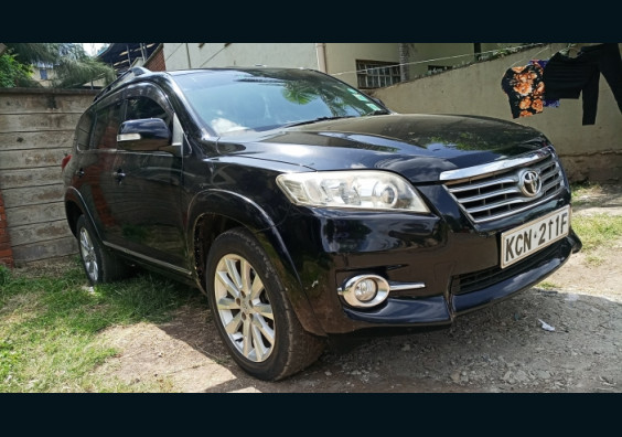 2011 Toyota Vanguard for sale in Kenya