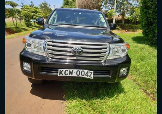 2013 Toyota Land Cruiser ZX V8 for sale in Kenya