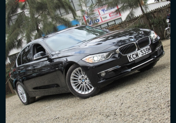 2012 BMW 320i F30 for sale in Kenya