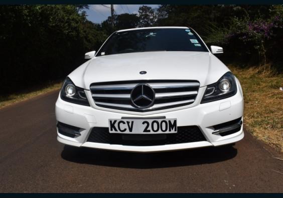 2012 Mercedes Benz C200 for sale in Kenya
