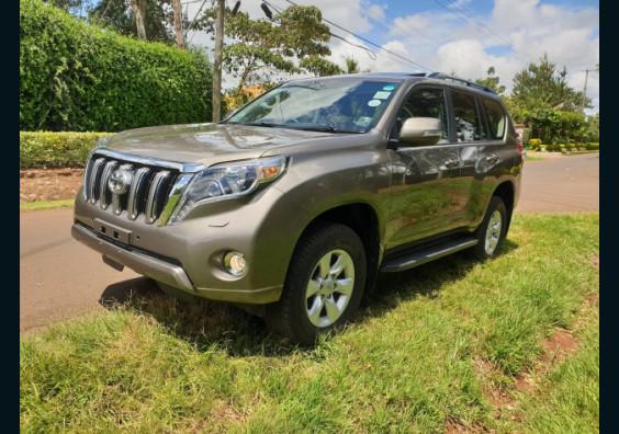 Topcar Kenya|Cars for Sale in Kenya| Buy Cars in Kenya|Car Reviews in Kenya  2012 Toyota Prado