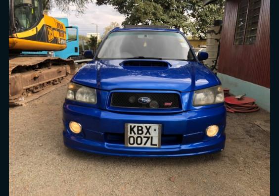 2004 Subaru Forester SG9 STI for sale in Kenya
