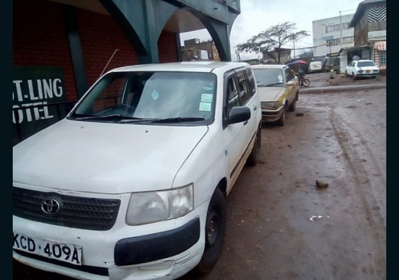 2009 Toyota Succeed for sale in Kenya