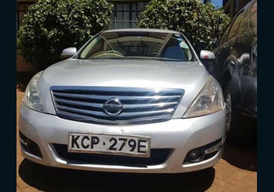 2009 Nissan Teana for sale in Kenya