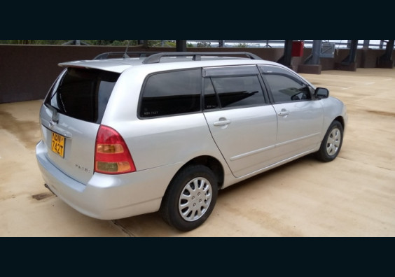 Topcar Kenya|Cars for Sale in Kenya| Buy Cars in Kenya|Car Reviews in Kenya  2006 Toyota Fielder
