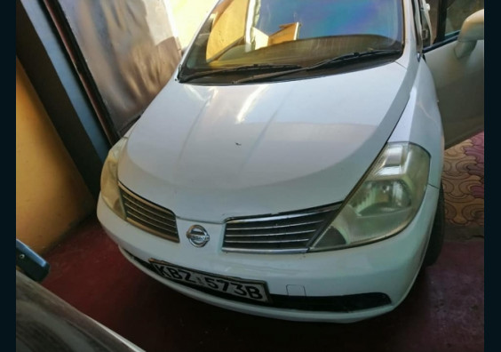 2006 Nissan Tiida for sale in Nairobi