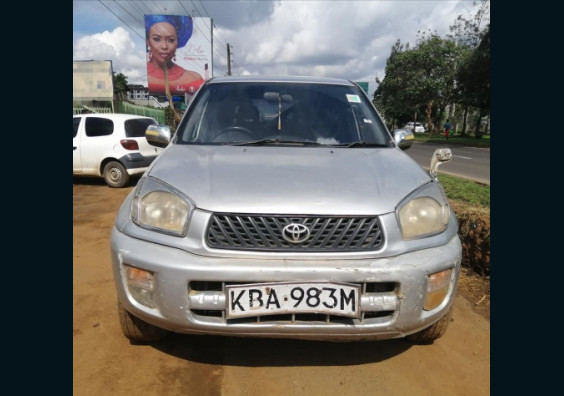 2001 Toyota RAV4 for sale in Kenya Nairobi