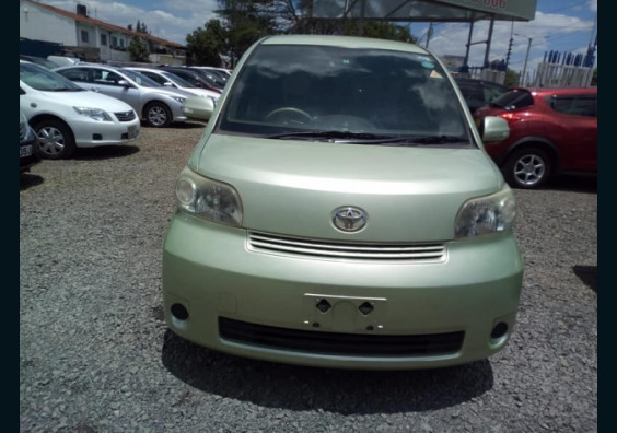 Toyota Porte for sale in Kenya